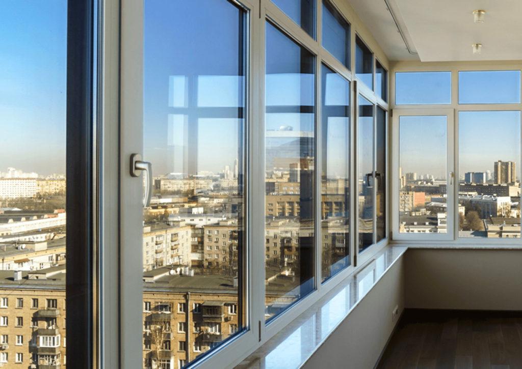 остекление балконов и лоджий в спб фото желанию